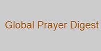 global-prayer-digest
