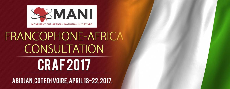 FRANCO-PHONE-AFRICA-CONSULTATION---CRAF-2017