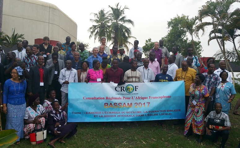 African church leaders met together in April in Ivory Coast to discuss mission in Francophone Africa.
